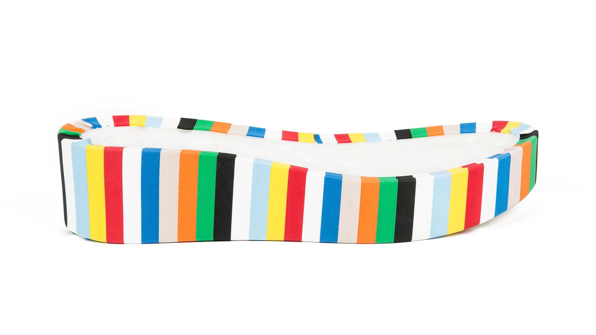Miropourous Strips for Zeppas